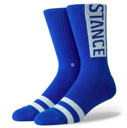 Stance OG Socks - Colbalt Blue
