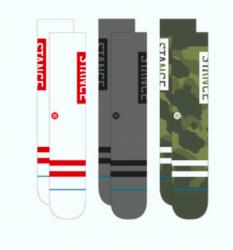 Stance The OG 3 Pack Socks - Camo