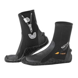 SEAC Basic HD 5mm Zipped Wetsuit Boots