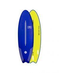 Ocean & Earth 7ft Ezi Rider Foam Surfboard - Navy