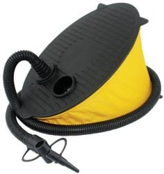 Mystic 5 Litre Foot Pump 2021 - Yellow