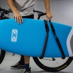 Ocean & Earth Side Loader Surfboard Bike Rack