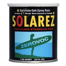 Solarez 1 Ltr Zerovoc Epoxy Resin