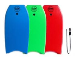 Sorted Surf Shop Bodyboard 36 inch - Leash included