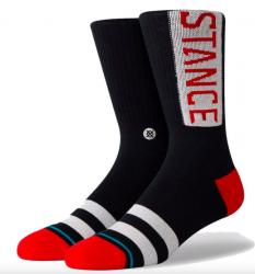 Stance OG Socks - Red