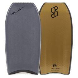 Science Style Loaded QV Bodyboard - Gunmetal