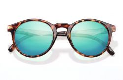 Sunski Dipsea Sunglasses - Tortoise Emerald