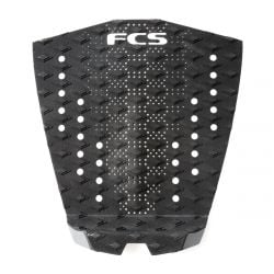 FCS T1 Essential Traction Pad - Black/Charcoal