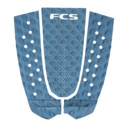 FCS T3 Essential Traction Pad - Dusty Blue