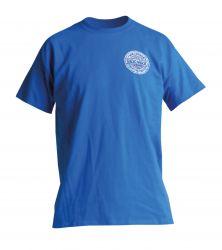 Sex Wax Whitewash T Shirt in Blue