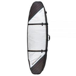 Ocean & Earth Double Coffin Shortboard Silver Bag