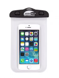 Hydramate Swimcell Large Phone Case 2021 - White - Front