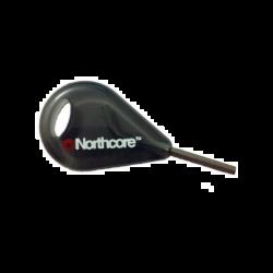 Northcore FCS Compatible Fin Key 2021 - Black