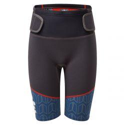 Gill Junior ZenLite Sailing Shorts 2021 - Graphite - Front
