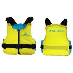 Spinera Aquapark/Kayak Junior 50N Nylon Vest 2021 - Yellow