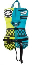 Hyperlite Boys Toddler Indy CGA Neo Impact Vest 2021 - Blue - Front