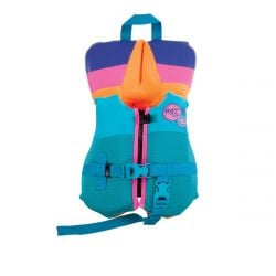 Hyperlite Girls Toddler Indy CGA Neo Impact Vest 2021 - Multi-Colour - Front