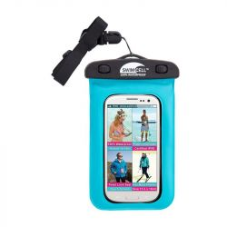 Hydramate Swimcell Standard Phone Case 2021 - Blue - Front