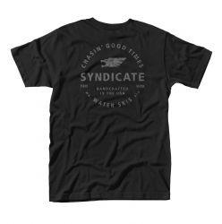 HO Syndicate Good Times Mens T-shirt 2021 - Black