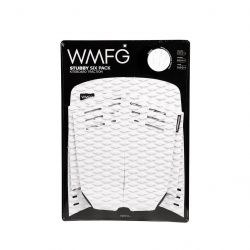 WMFG Stubby Six Pack 2.0 Traction Pad - White