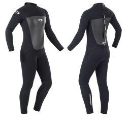 Osprey 5/4mm Womens Back Zip Wetsuit 2021 in Black