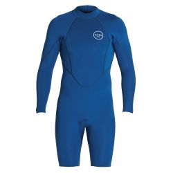 Xcel Axis 2mm Long Sleeve Shorty Wetsuit