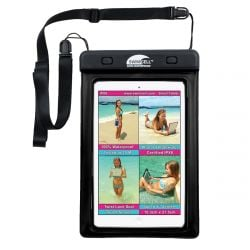 Hydramate Swimcell Small Tablet Case 2021 - Black - Front