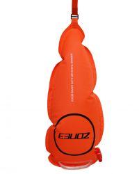 Zone 3 Swim Safety Buoy Belt Pouch 2021 - Orange