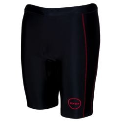 Zone3 Mens Activate Tri Shorts 2021 - Black/Red