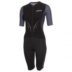 Zone3 Aeroforce-X Womens Trisuit 2021 - Black/Grey