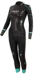 Zone3 Advance Womens Open Water Swim Wetsuit 2021 - front