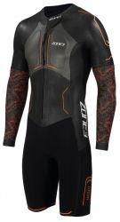 Zone 3 Evolution Swimrun Mens Open Water Wetsuit - 2021 - Front