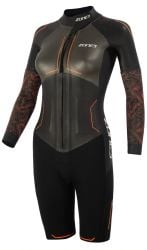 Zone 3 Evolution Swimrun Womens Open Water Wetsuit - 2021 - Front