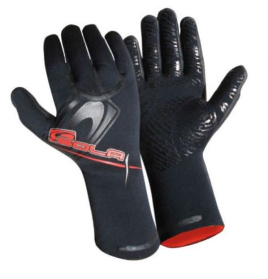 Sola Superstretch 5mm Winter Wetsuit Gloves