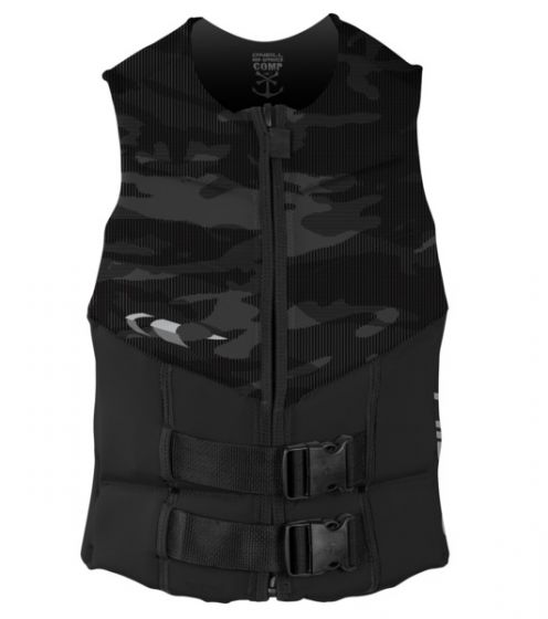 O'Neill Outlaw Comp Impact Vest - 2016 front