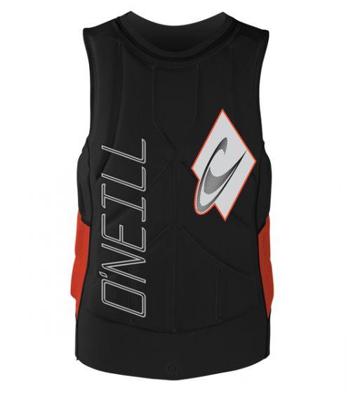 O'Neill Gooru Tech Comp Impact Vest -2016 front