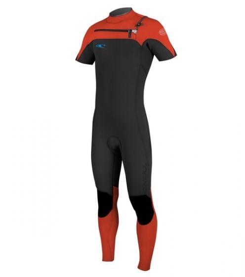 O´Neill Hyperfreak 2mm Short Sleeve Mens Wetsuit 2016
