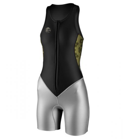 O'Neill O'Riginal Ladies Shorty Wetsuit - 2016 f