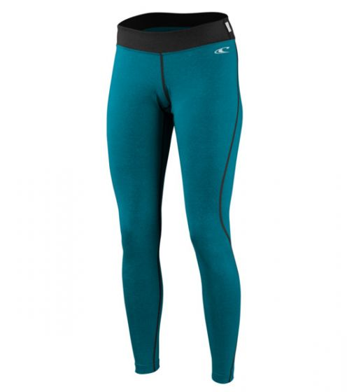 O'Neill WMS O'Zone Comp Tights - Teal - 2016