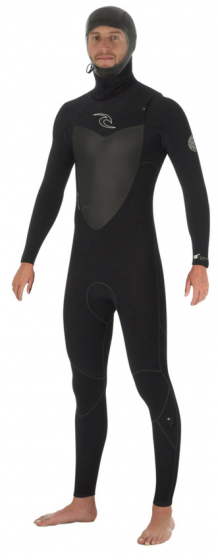 Rip Curl Flash Bomb Hooded 6/4mm Winter Wetsuit 2017
