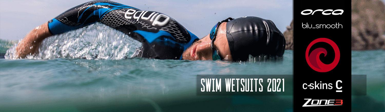 Swim and Triathlon Wetsuits