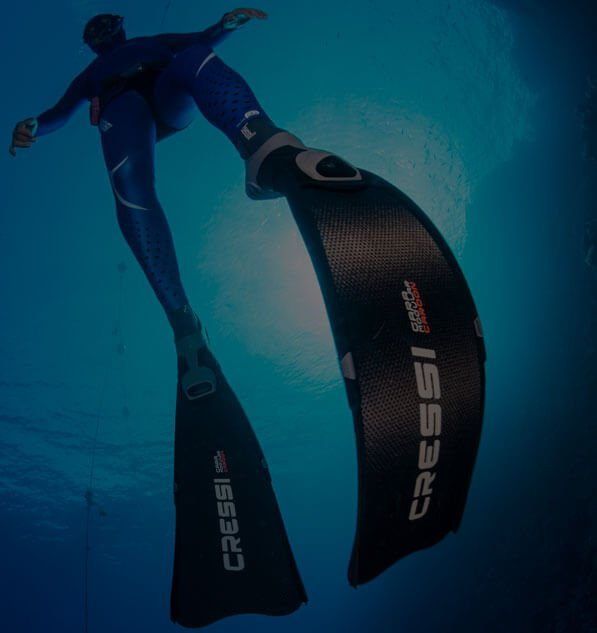 Diving deep in the Ocean with Cressi